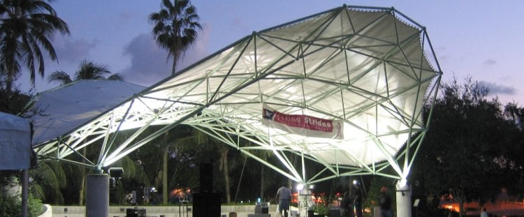 Aluminum Space Frame Structures For Architectural Projects